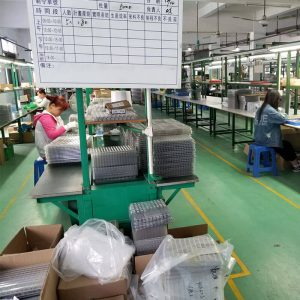 connector production line
