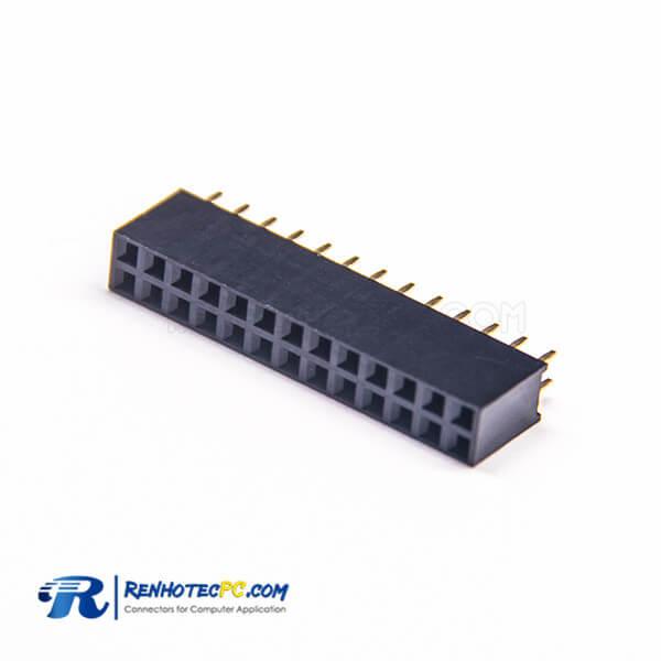 Female Header 10pcs 2X13 Pin PCB Dual Row Straight Y Type DIP